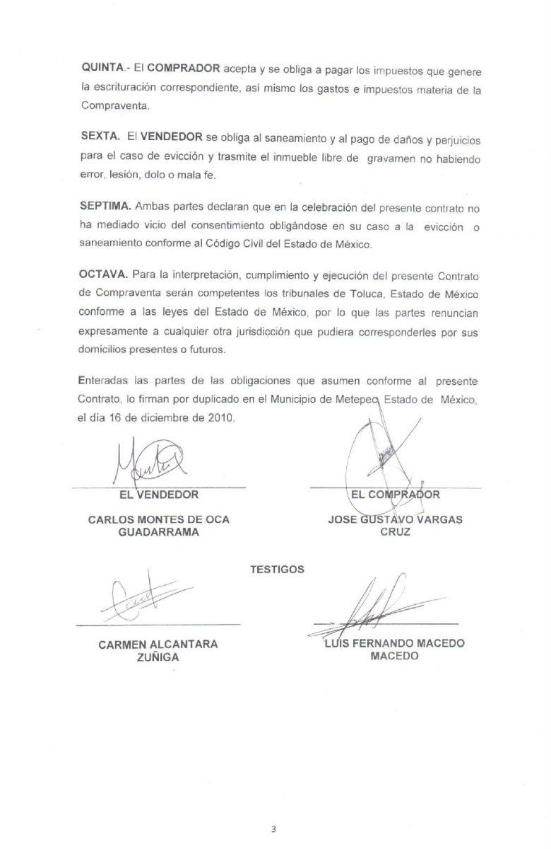 Gustavo vargas cruz compra casa de 3 5 millones de pesos - Compra de casa ...